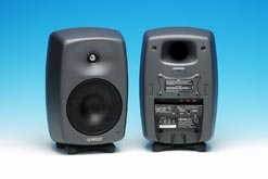 Genelec 8040A aktiv near field monitors