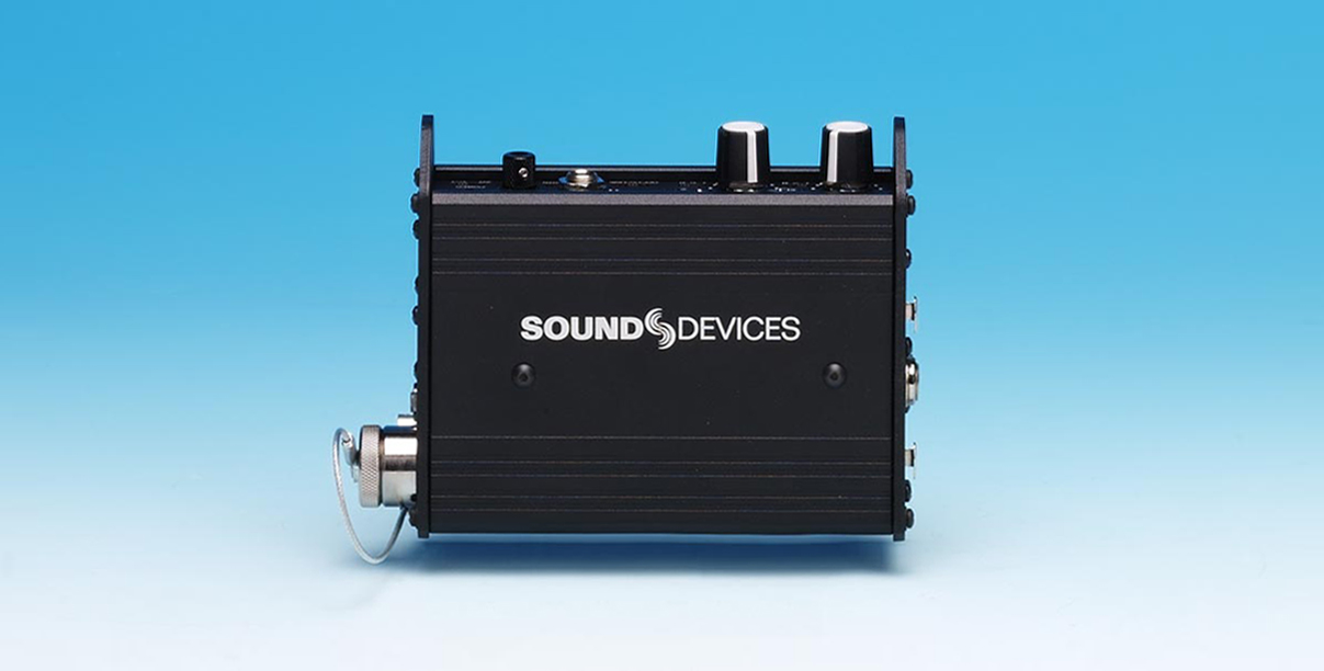 Sound Devices MixPreD